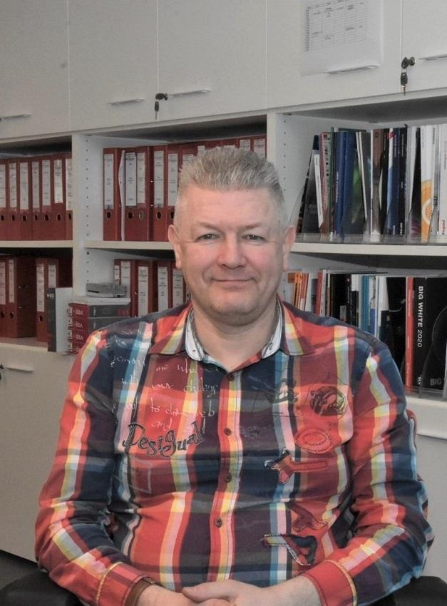 Jacques Charlier - Directeur