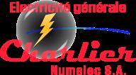 logo charlier noir